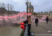 El coronavirus, violencia de género y el medioambiente marcan San Valentín 2020