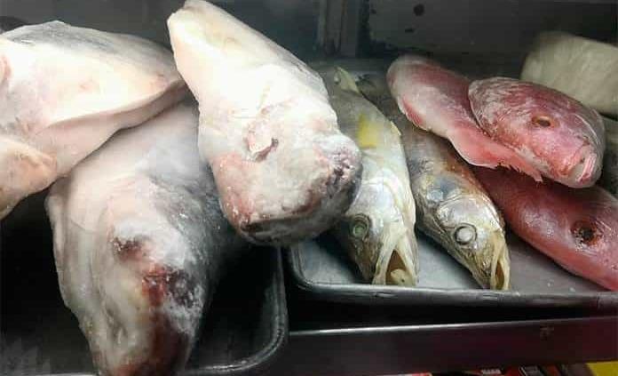 Esperan repunte venta de mariscos