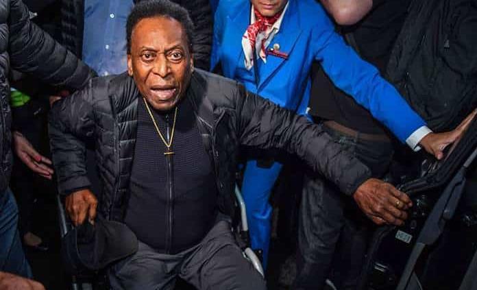 """""""Gracias por sus oraciones, estoy bien"""", dice """"Pelé"""""""