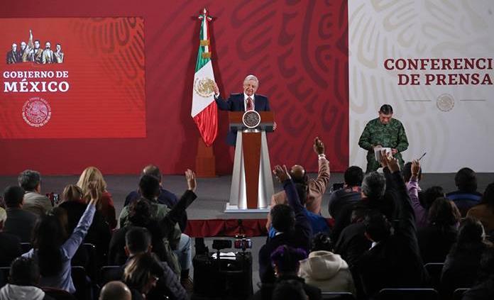 Dicta INE medidas cautelares contra AMLO debido a la Consulta Popular