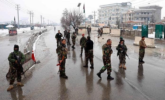 Se abre puerta para la paz en Afganistán