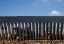 Trump reasigna fondos militares para el muro