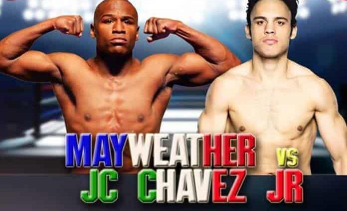 Afirma Chávez Jr. que peleará contra Floyd Mayweather