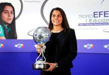 La mexicana Kenti Robles se marcha del Atlético de Madrid agradecida por todo lo vivido