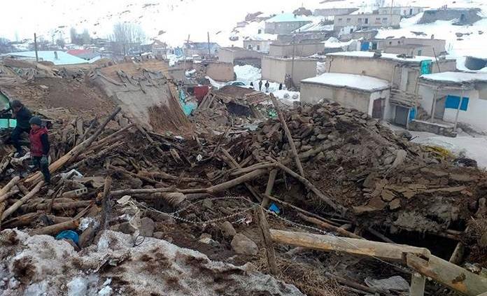 Ocho muertos en Turquía tras un sismo de 5,7 en Irán