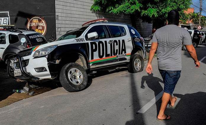 Registran 51 asesinatos en solo dos días de huelga policial — Brasil