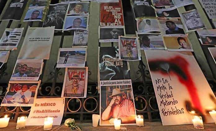 Dan 14 años de cárcel a asesino de Javier Valdez