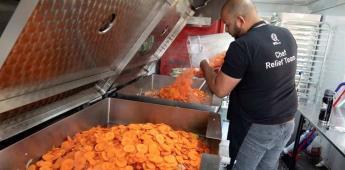 La cocina de grandes chefs se cuela en miles de hogares vulnerables