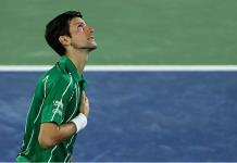 Djokovic sobrevive tres match points ante Monfils en Dubái