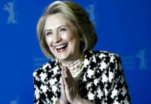 """En """"Hillary"""", Clinton revisa sus éxitos"""