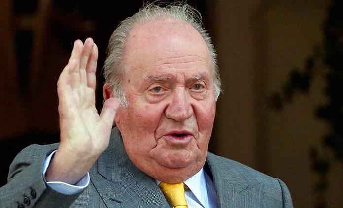 Rey Juan Carlos habría donado 65 millones de dólares a su examante