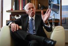 Daniel Becker se perfila como nuevo líder de banqueros: Niño de Rivera