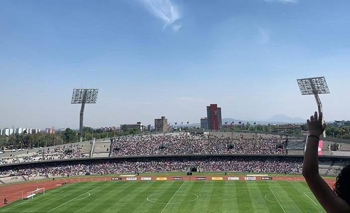 Copa Por México, aislada de la prensa