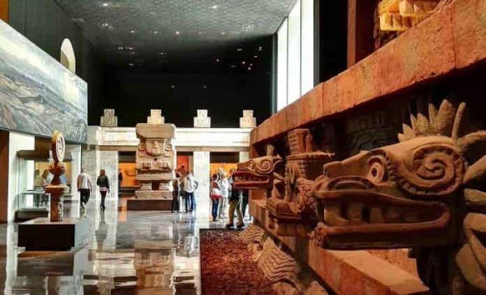 ¿Qué medidas contra el covid se implementaron para la reapertura del Museo de Antropología?
