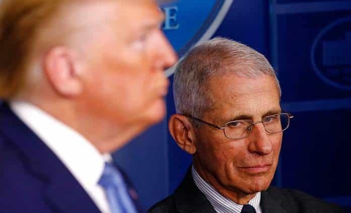 Principal asesor de la Casa Blanca pide no tentar una segunda ola de COVID-19 en EEUU