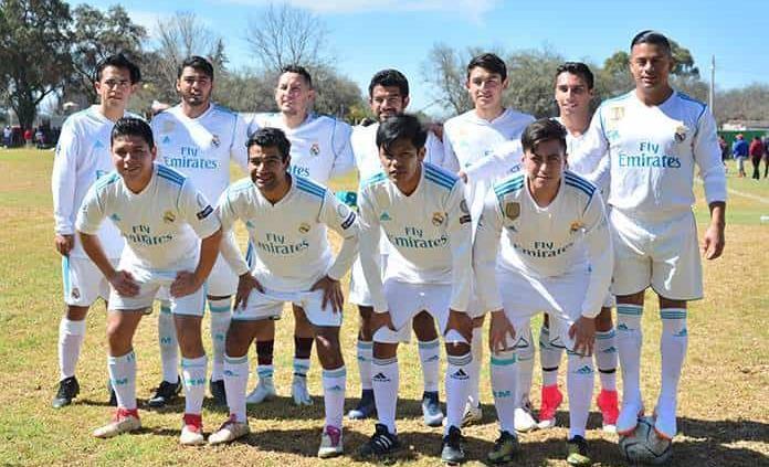 Lidera Real Madrid Mariscos Jorge en Liga Tangamanga