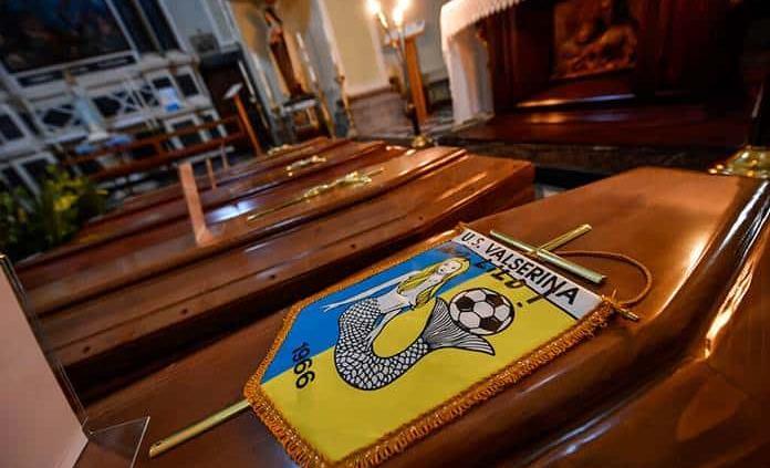 El Atalanta-Valencia, el partido de Champions League que se convirtió en una bomba biológica