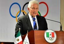 Vienen tiempos difíciles, reconoce presidente del Comité Olímpico Mexicano