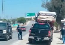 Instalan filtros en Cárdenas; revisan llegada de paisanos