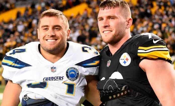 Steelers oficializan llegada de Wisniewski y Derek Watt