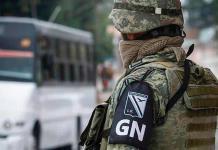 Muere en Jalisco elemento de la Guardia Nacional en enfrentamiento