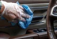 Coronavirus impulsa sanitización de autos