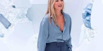 Kate Moss diseña su primera colección de joyas, ecléctica y versátil