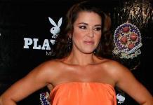 Alicia Machado volverá a posar en Playboy