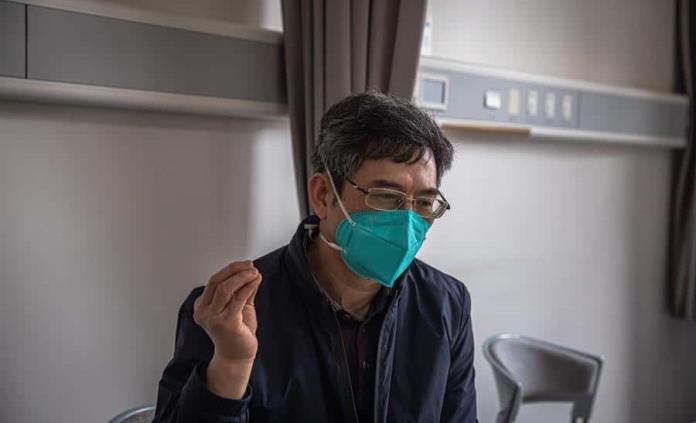 ¿Por qué otros países no aprendieron la lección?, reprocha neumólogo de Wuhan