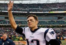 Era el momento de dejar a los Patriots: Brady