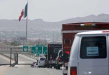 Extienden cierre parcial de frontera México-EU