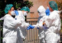 Italia suma 56 muertos y 393 nuevos contagios con coronavirus en 24 horas