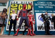 Estrenos listos para la Comic-Con virtual