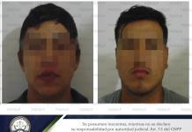 Detienen a dos por violento robo en tienda de celulares en Himno Nacional; con una cadena hirieron al dueño del lugar