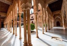 El mito ilustrado de la Alhambra: arquitectura, literatura e historia