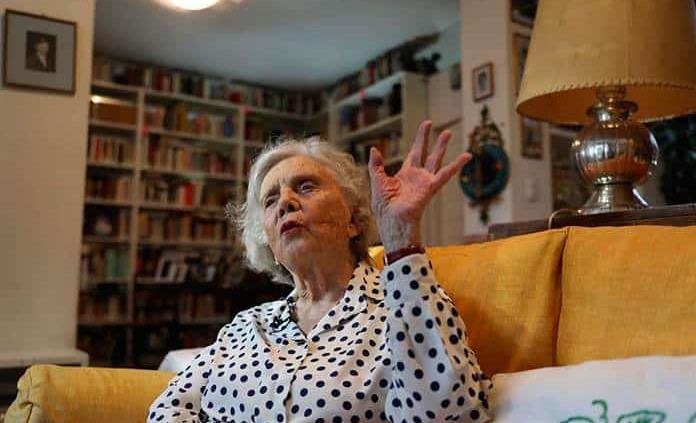 Elena Poniatowska cumple 89 años