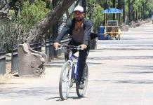 Pide Benavente espacios dignos para peatones, ciclistas y personas con discapacidad