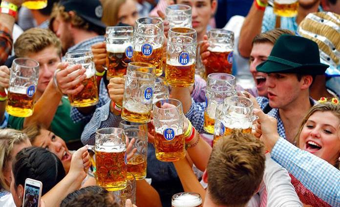 Alcalde de Múnich ve cerca la cancelación del Oktoberfest de este año