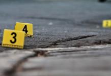 Investigan homicidio de dos hombres en san Nicolás Tolentino