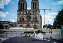 Francia condena a 28 años al yihadista que atacó a policías en Notre Dame