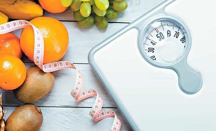 Evita subir de peso
