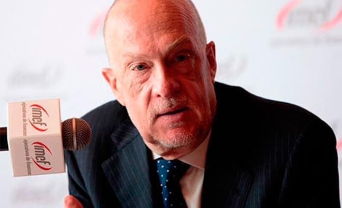 Recuperación económica de México llevaría hasta 6 años: Jonathan Heath