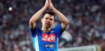 El Napoli prestaría al Chucky Lozano, gratis