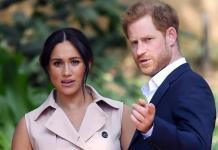 El príncipe Harry y Meghan Markle  demandan a paparazzi por volar drones sobre su casa