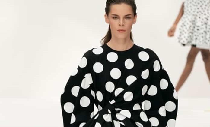 Lunares, tendencia de la moda primavera – verano  2020