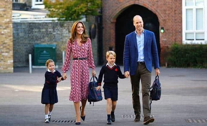 La princesa Charlotte, hija de Kate y William, cumple 5 años
