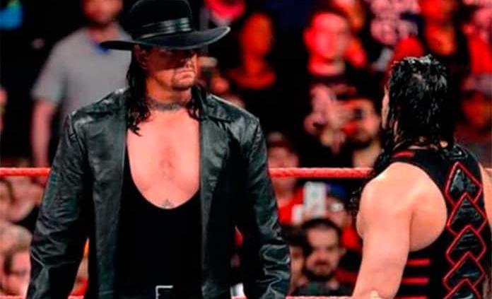 La última función para The Undertaker