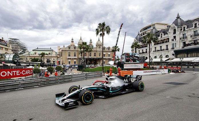 El Gran Premio de Mónaco de F1 se celebrará con un aforo de 40%