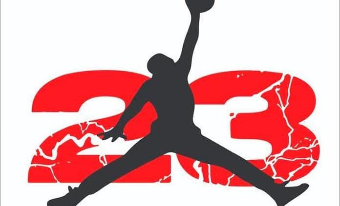crema Finalmente cristiandad  La historia del Jumpman, el logo de Nike para productos de Michael Jordan