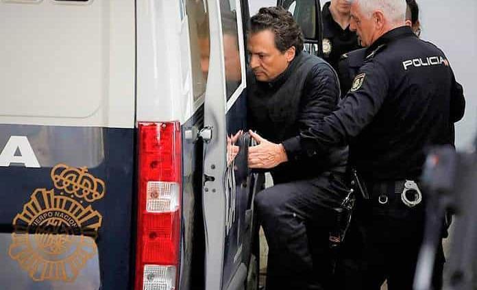 Lozoya aceptó la extradición de España a México, anuncia Gertz